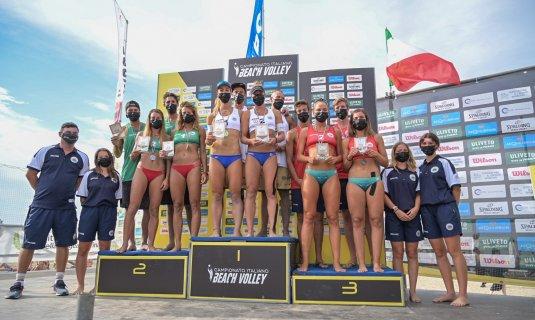 Campionato Italiano Assoluto 2021: si è conclusa la prima Tappa a Bellaria Igea Marina. I vincitori della Coppa Italia.