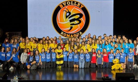 A Mirabilandia è iniziata ufficialmente la stagione per il Mondo Bvolley Romagna!