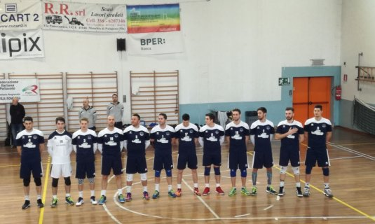 Finisce in semifinale il cammino in Coppa della Romagna Banca Bellaria!