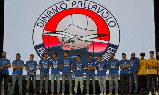 Primo stop nel tempio del volley per la Dinamo Bellaria!