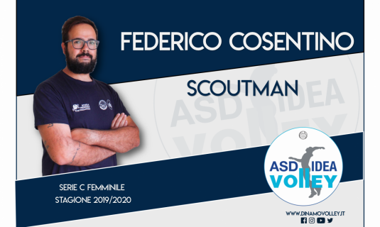 Federico COSENTINO si aggiunge allo staff tecnico della Gut Chemical!!
