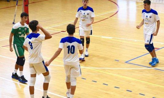 """La Dinamo vince ... """"con carattere"""" la prima di campionato."""