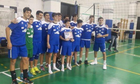 KVL Modena: due buone prestazioni per la Dinamo Pallavolo!!
