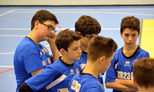 Dinamo sola al comando nel campionato U13!