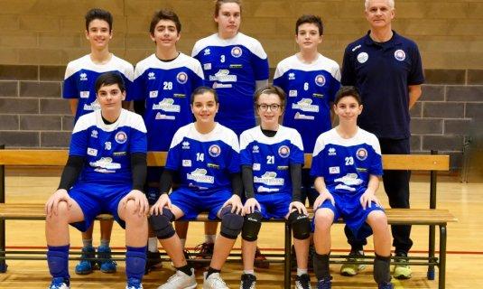 La Dinamo Bellaria è Campione Territoriale 2018/2019!!