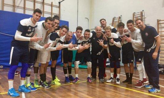 Esordio vincente per la Dinamo Pallavolo Bellaria nella prima di campionato!