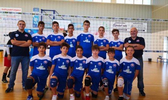 Pronti al via i campionati di pallavolo per i ragazzi della Dinamo Bellaria Under 14.