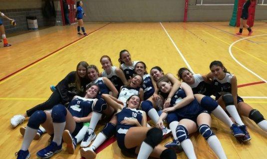 Ancora una vittoria per l'Adriaweb Idea Volley Bim!!