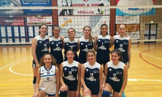 All'Adriaweb Idea Volley Bim va il derby con il Rubicone Volley!!