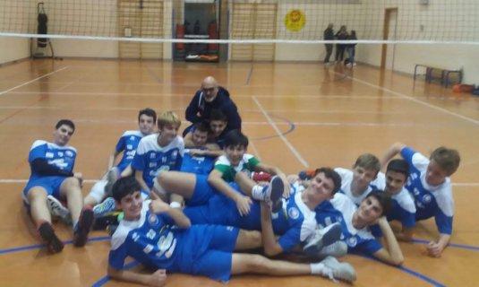 I ragazzi della Dinamo U16 vincono a Forlì e si confermano al vertice del campionato.
