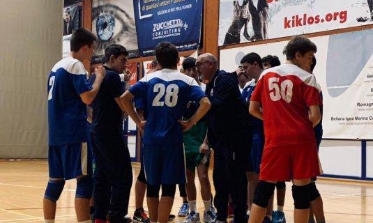 Vittoria e testa della classifica per i ragazzi della Dinamo U16.