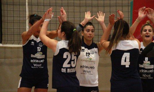 Per le ragazze di Yuri Lazzarini è Pool A in Under 18 e Prima Divisione!