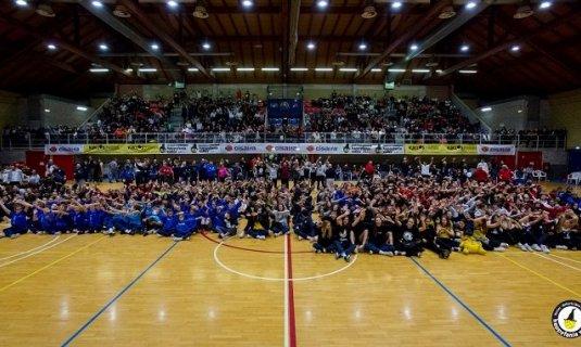 Happyfania Volley 2020: in archivio l'ottava edizione, pallavolo e grandi emozioni