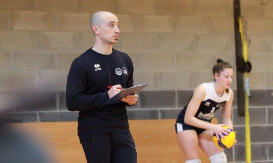 Si dividono le strade tra Yuri Lazzarini e l'Idea Volley!