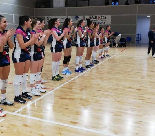 Serie C Femminile  - Gut corsara a Cervia, finisce 0-3!