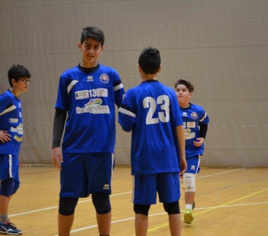 La Dinamo Bellaria Blu sempre più sola al comando!!