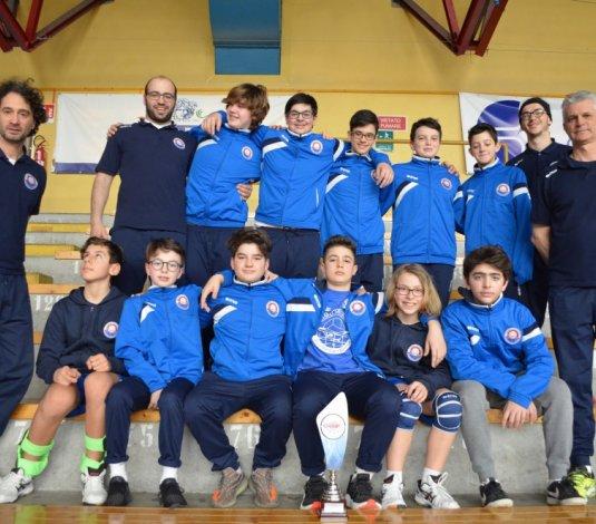 La Dinamo vince il torneo delle Città di Cesenatico e Cervia!!