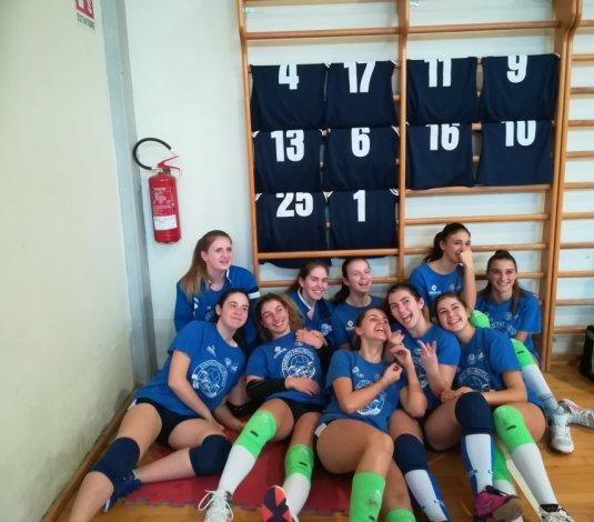 Riprese le attività di tutte le formazione femminili targate Idea Volley!