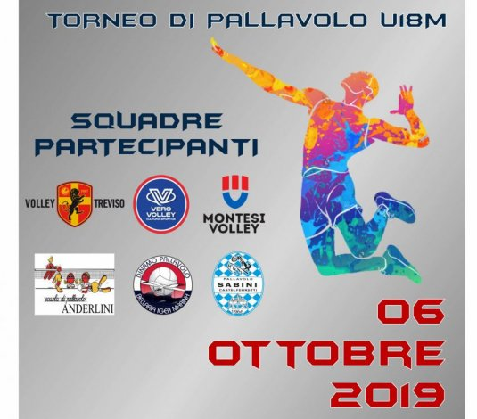 3° Trofeo Città di Bellaria – Torneo di Pallavolo Under 18 Maschile.