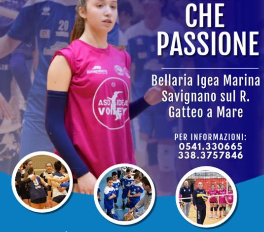 Volley che passione, inizia la nuova stagione!