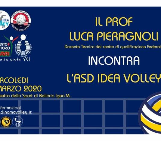 """Idea Volley Bellaria Igea Marina """"Talento & Territorio – L'Italia siete voi"""""""
