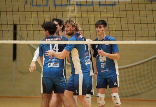 Riparte la Serie B, per la RomagnaBanca ben sette partite in 22 giorni