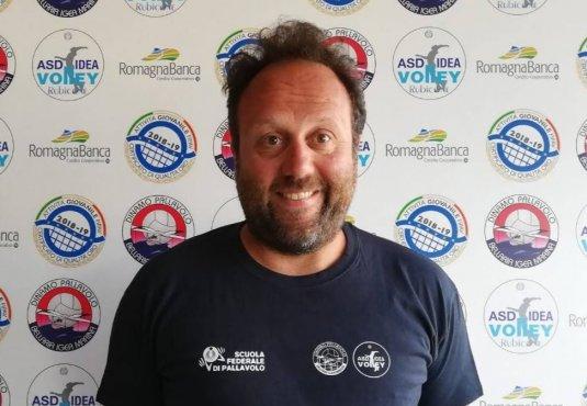 Ufficiale, luca Nanni è il nuovo allenatore dell'Idea volley
