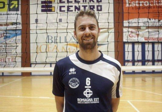 È ufficiale, Daniele Botteghi sarà il secondo allenatore della Serie C Maschile Dinamo!!