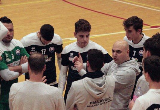 Brutta sconfitta per i boys di Bellaria nel derby contro San Giovanni in Marignano.