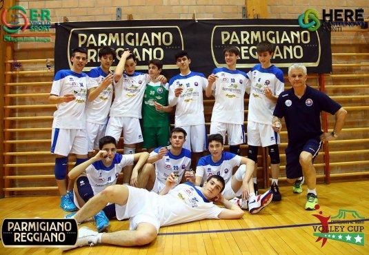 U16M - Castelnovo ne' Monti - Volley Cup 2019