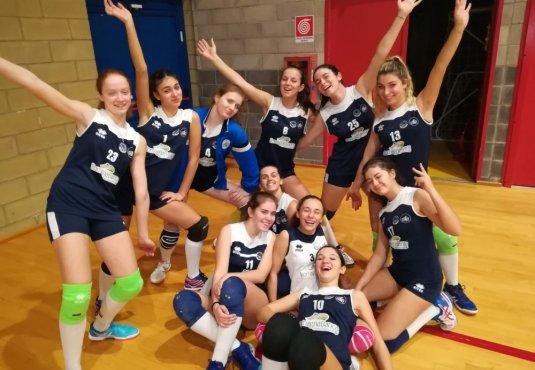 Ancora una vittoria per l'Adriaweb Idea Volley Bellaria!!