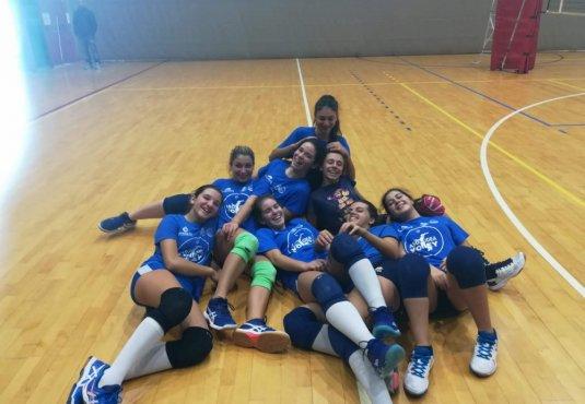 Partiti i campionati di U16 e 2^ Divisione per l'Adriaweb Idea Volley BIM!