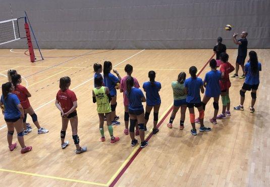 L'Idea Volley  ai nastri di partenza  con l'Under 16 e l'Under 18 di Yuri Lazzarini
