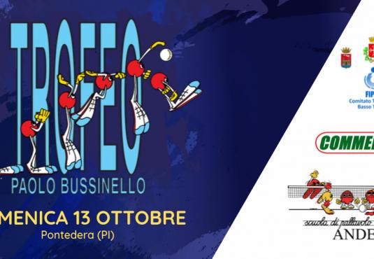 Trofeo Paolo Bussinello: inizia l'avventura per i ragazzi della Dinamo Pallavolo Bellaria