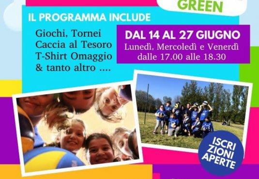 DAL 14 GIUGNO INIZIA GIOCOLANDIA GREEN!