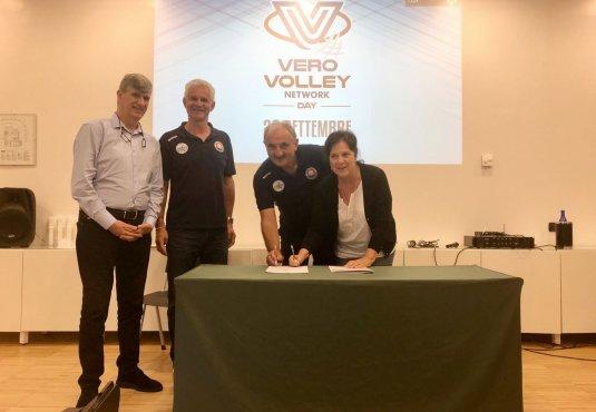 Accordo con Vero Volley Monza