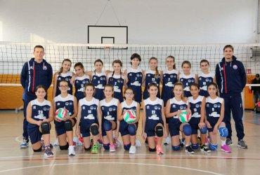 Under 12 Idea Volley Rubicone