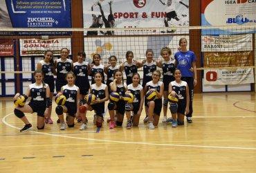Under 13 Idea Volley